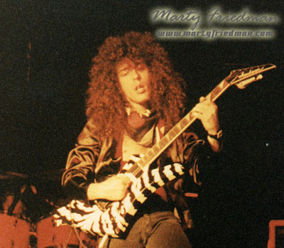 marty friedman showcases his signature jackson mf 1 model page 2. Black Bedroom Furniture Sets. Home Design Ideas